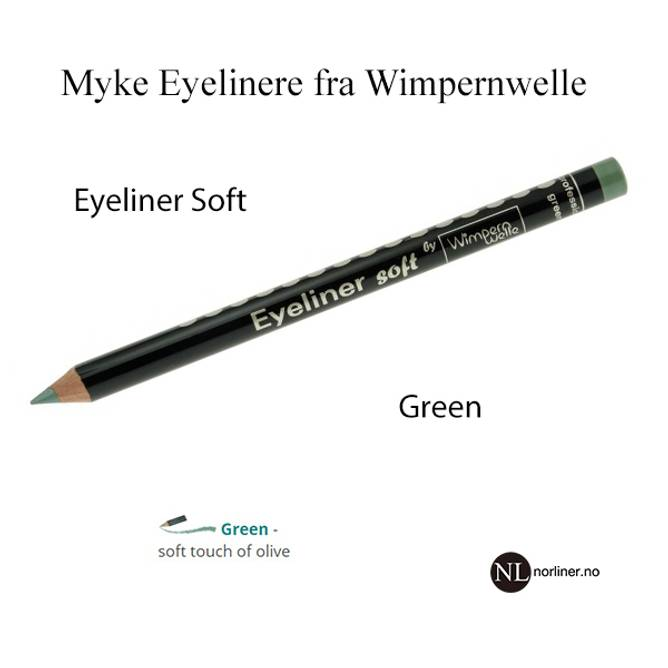 Bilde av WW-Eyeliner Soft Grønn