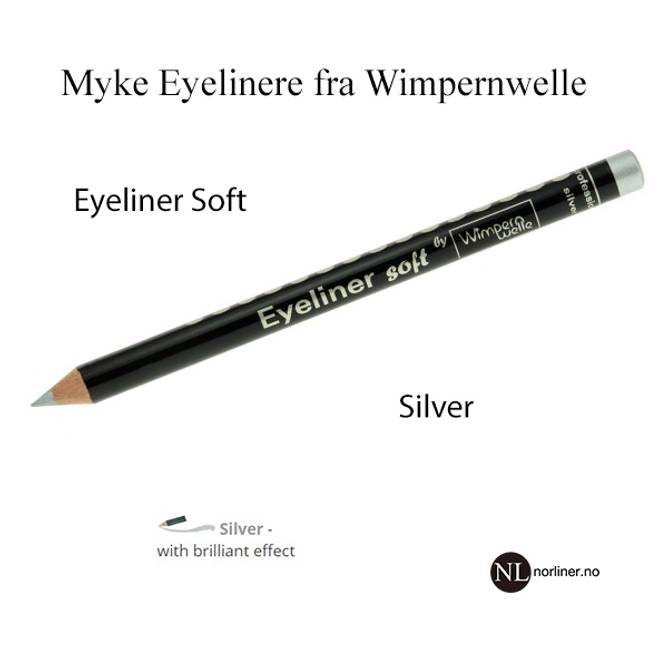 Bilde av WW-Eyeliner Soft Sølv