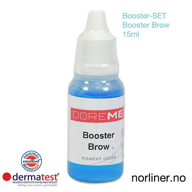 Bilde av MT-DOREME PMU Booster Bryn 15ml
